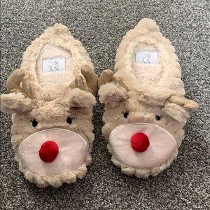 Reindeer Slippers 🦌